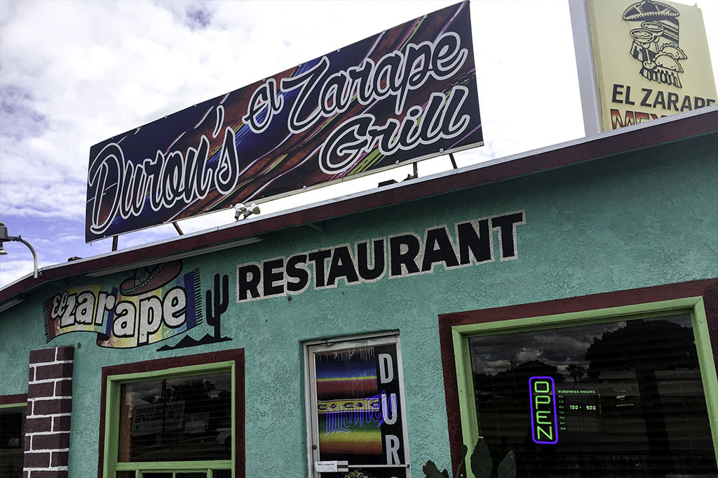 Duron El Zarape Grill Good Eats Local Travel 1024  Mike Puckett Photography (7 of 11)