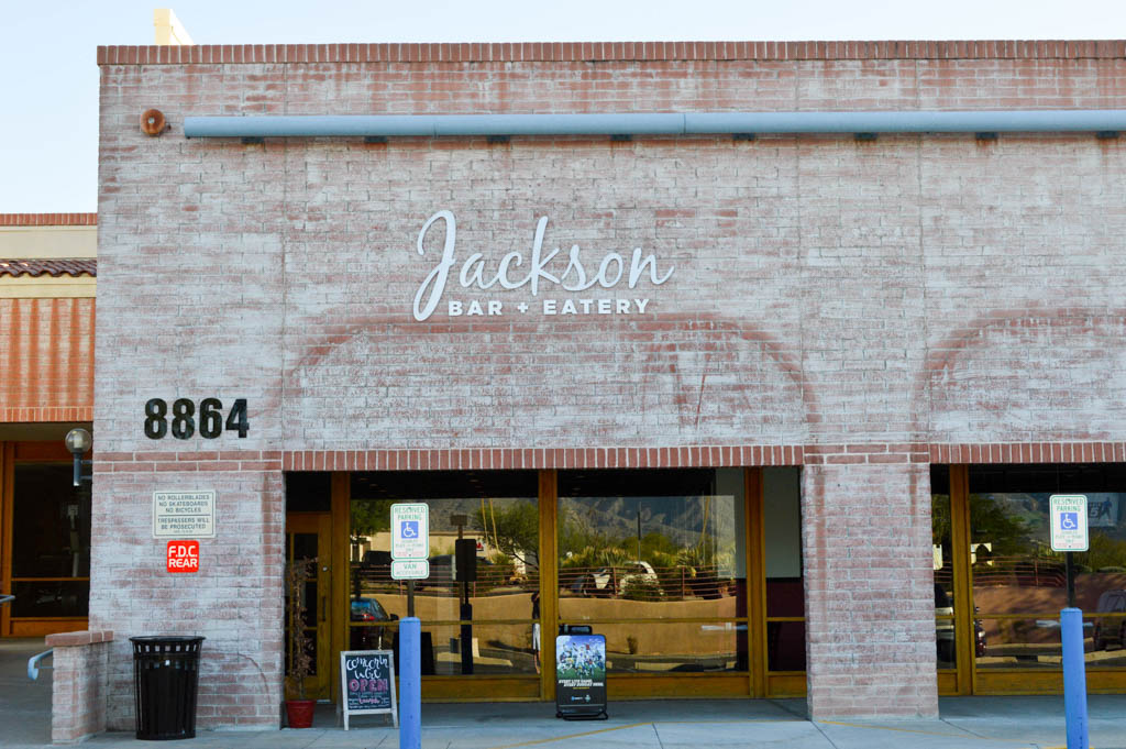 Jacksons Bar Eatery Good Eats Tucson Arizona Local Mike Puckett GW-38
