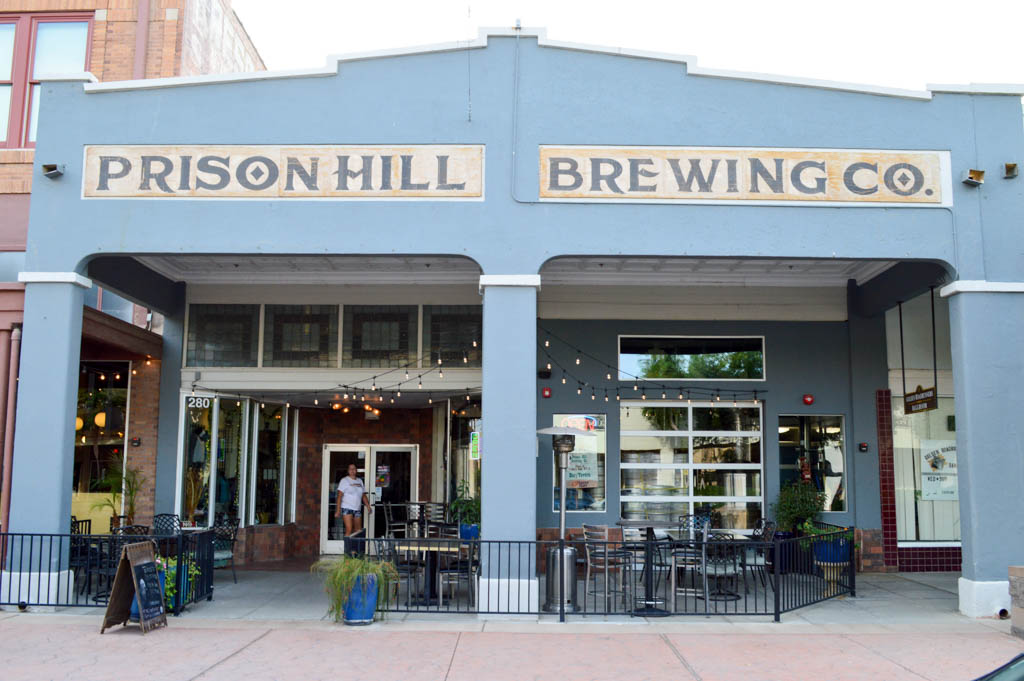 Prison Hill Brewing Company Good Eats Yuma Arizona Local Mike Puckett GW-1