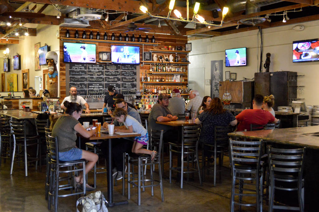 Prison Hill Brewing Company Good Eats Yuma Arizona Local Mike Puckett GW-2